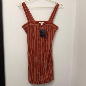 Forever 21 Belted Dress